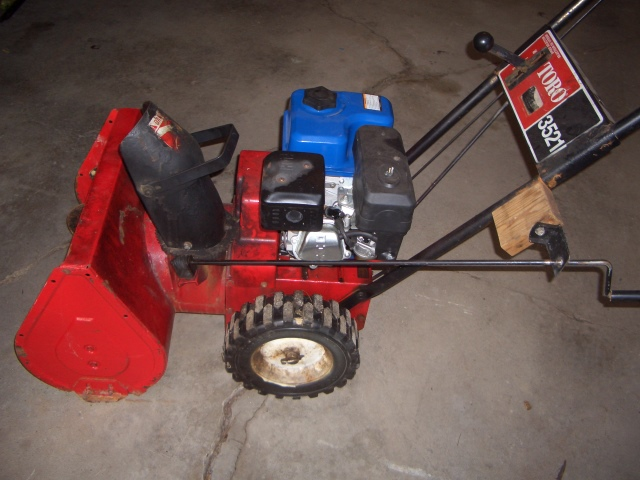 Toro Snowblower Parts